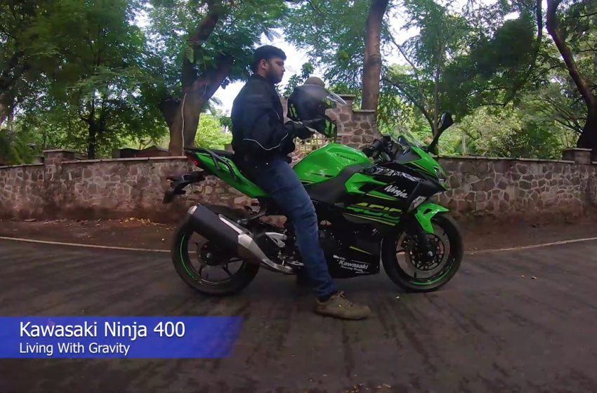Kawasaki Ninja 400 Review
