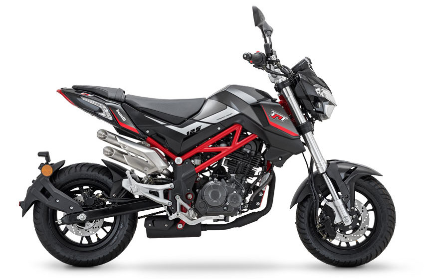 Benelli brings a few models to Japan deliveries to start soon