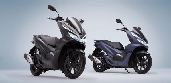 Honda brings 2020 PCX and / PCX 150 in the limited color scheme