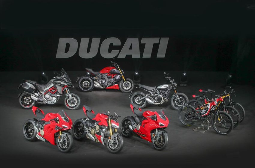 Ducati set to bring a new novelty on their MotoGP bikes in the 2020 season