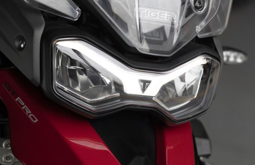 Triumph Japan unveils the launch date of the upcoming Tiger 900