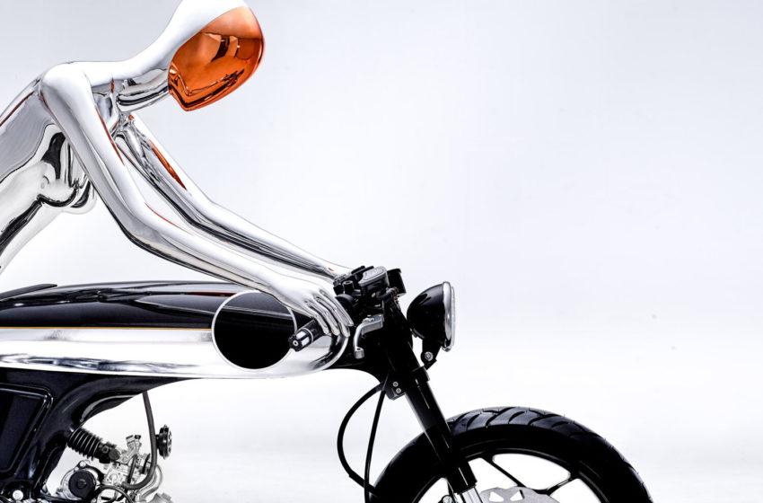 Bandit9 brings futuristic custom 'EVE LUX' on the scene