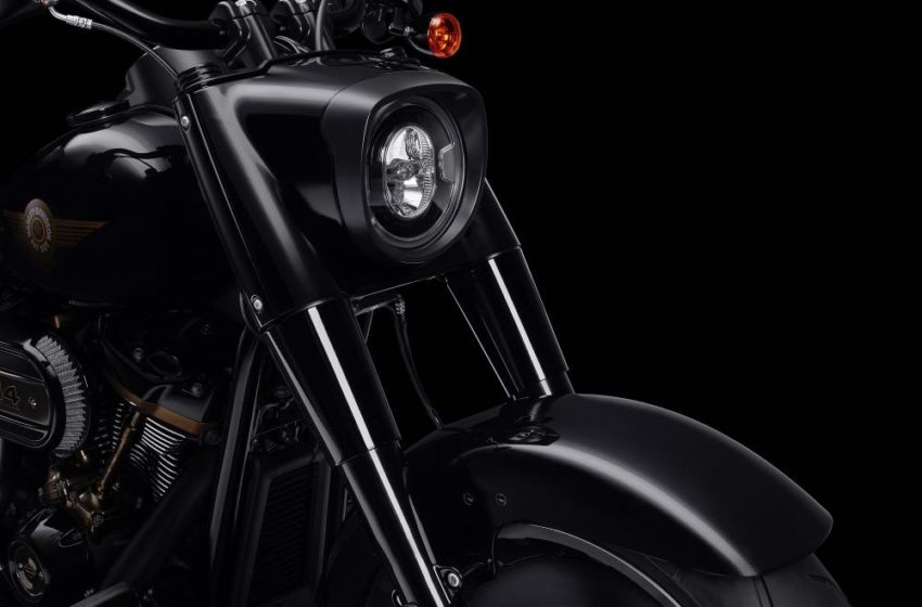 Harley brings special edition Fat Boy on its 30th Anniversary