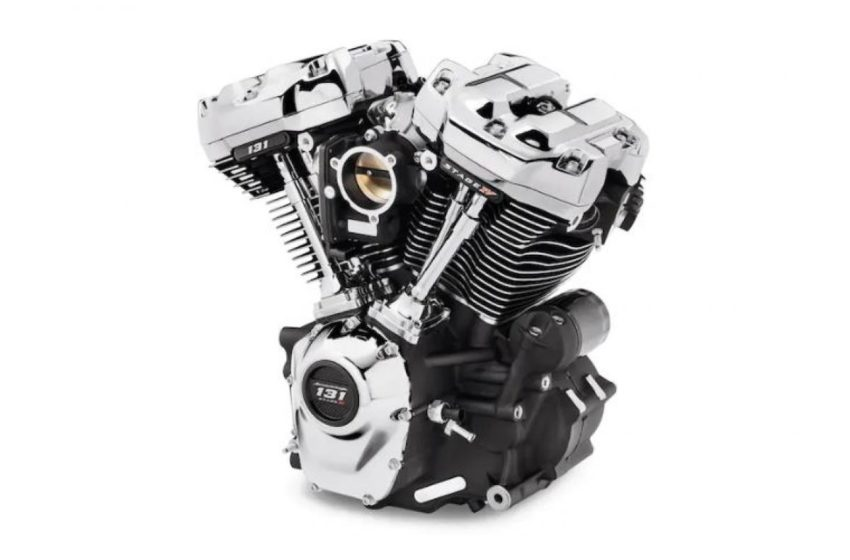 Harley brings the SCREAMIN 'EAGLE 131 Engine'