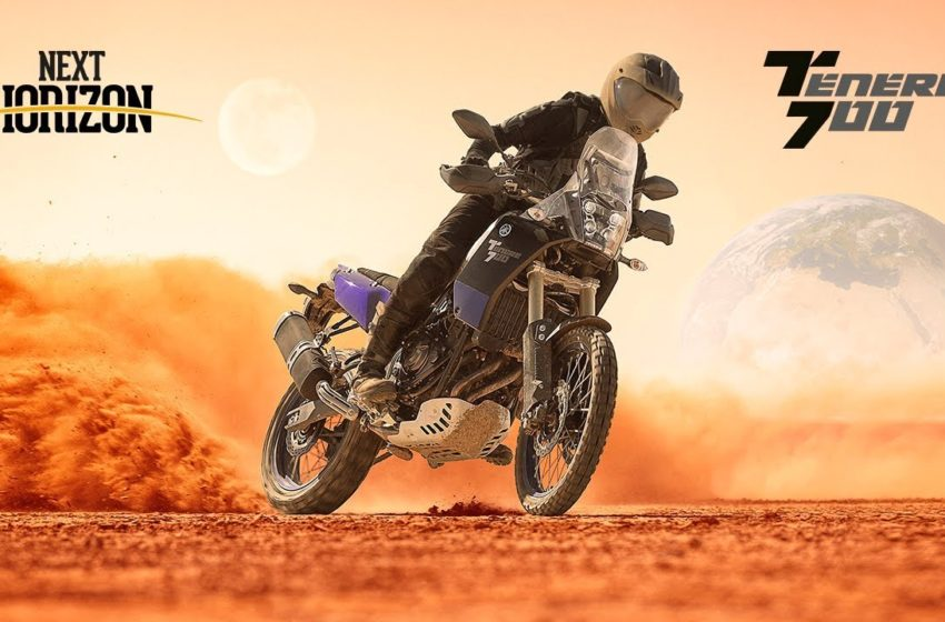 Yamaha plans to bring the Tenere 700 Rally