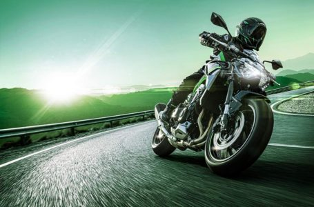Kawasaki officially unveils the new Z900