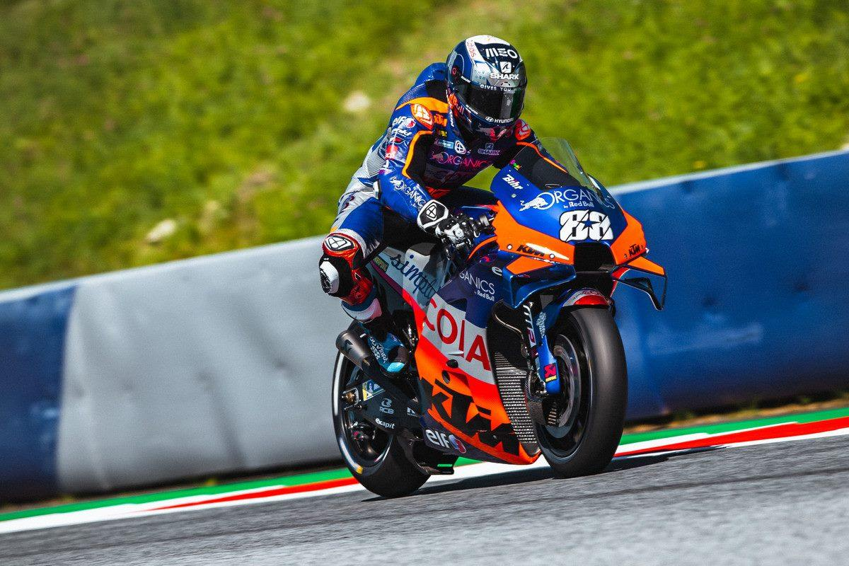 Ktm And Miguel Oliveira Steals The Show At 2020 Styria Motogp Adrenaline Culture Of Motorcycle And Speed