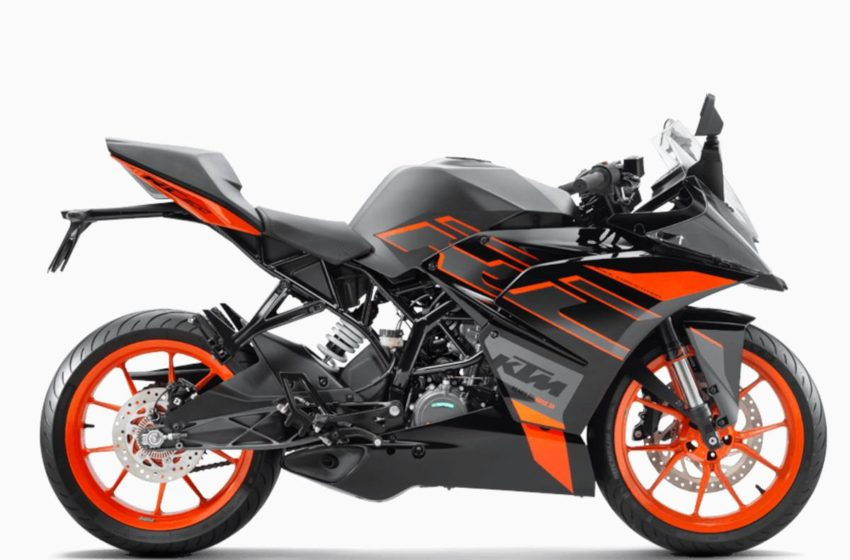 2021 KTM RC 200 BS6 specs, price and more - Adrenaline Culture of  Motorcycle and Speed